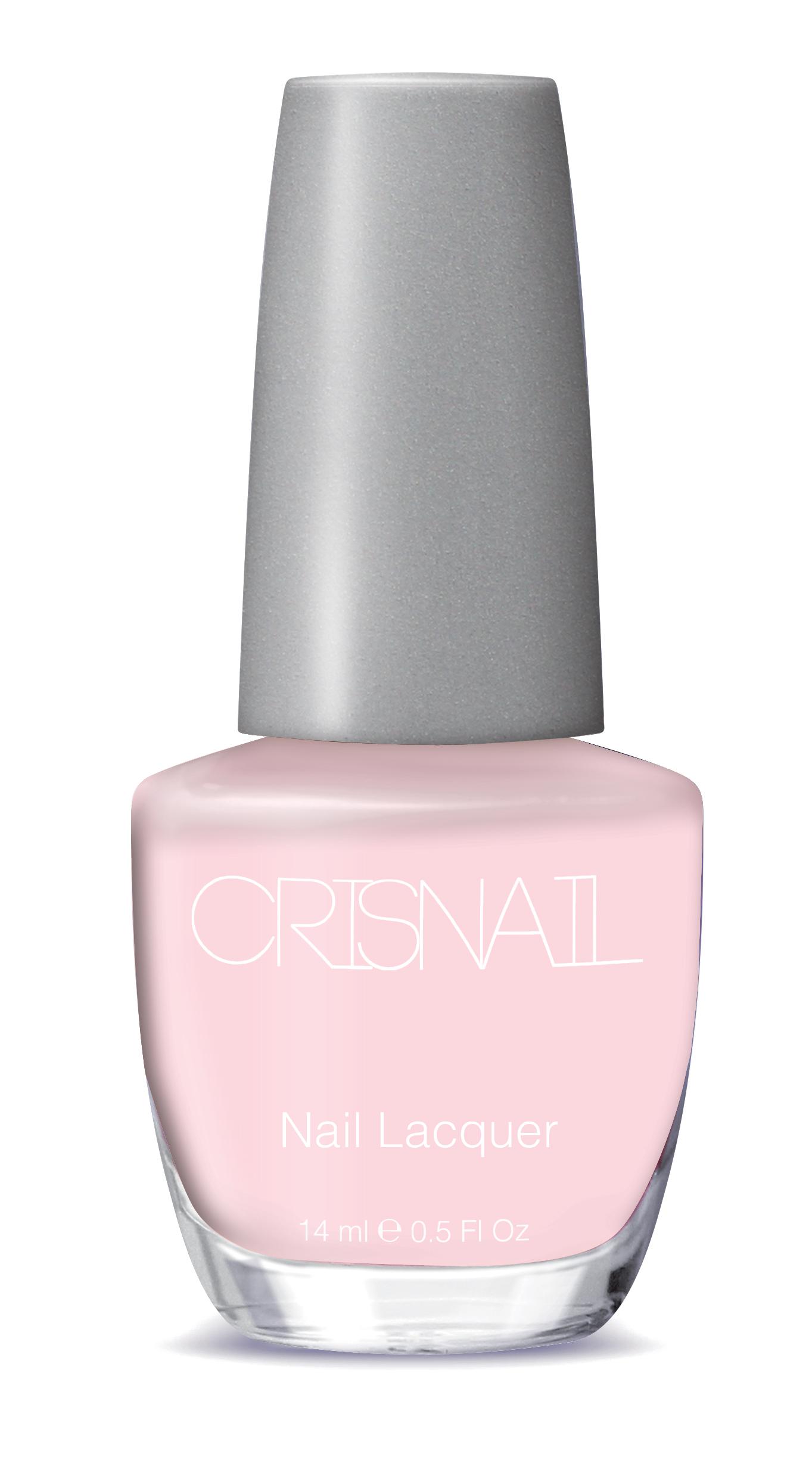 CRISNAIL Colour Lacquer Pastel Pink - Exclusive Beauty Solutions